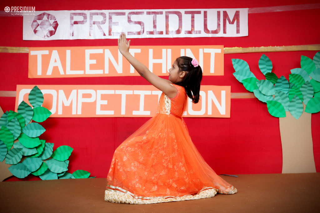 INTER-CLASS TALENT HUNT NURTURES PRESIDIANS' INTRINSIC QUALITIES