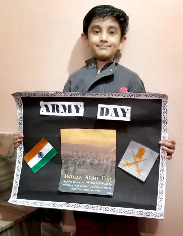 INDIAN ARMY DAY 2021