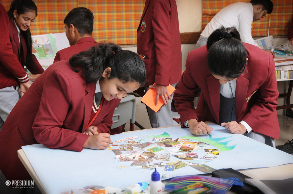 Collage Making Competition