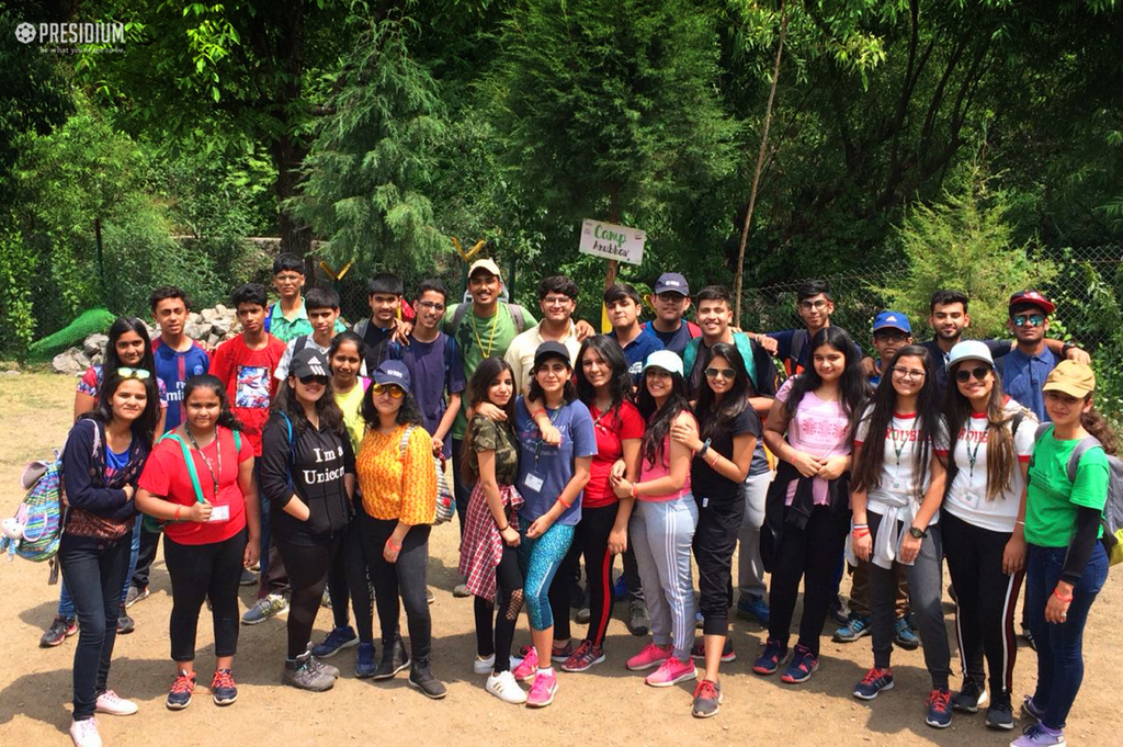 PRESIDIANS MAKE UNFORGETTABLE MEMORIES ON A TRIP TO MUSSOORIE