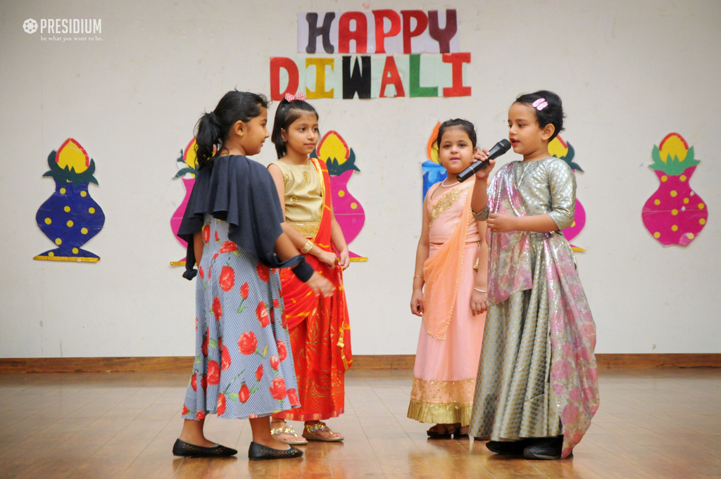 Diwali Special assembly 2019