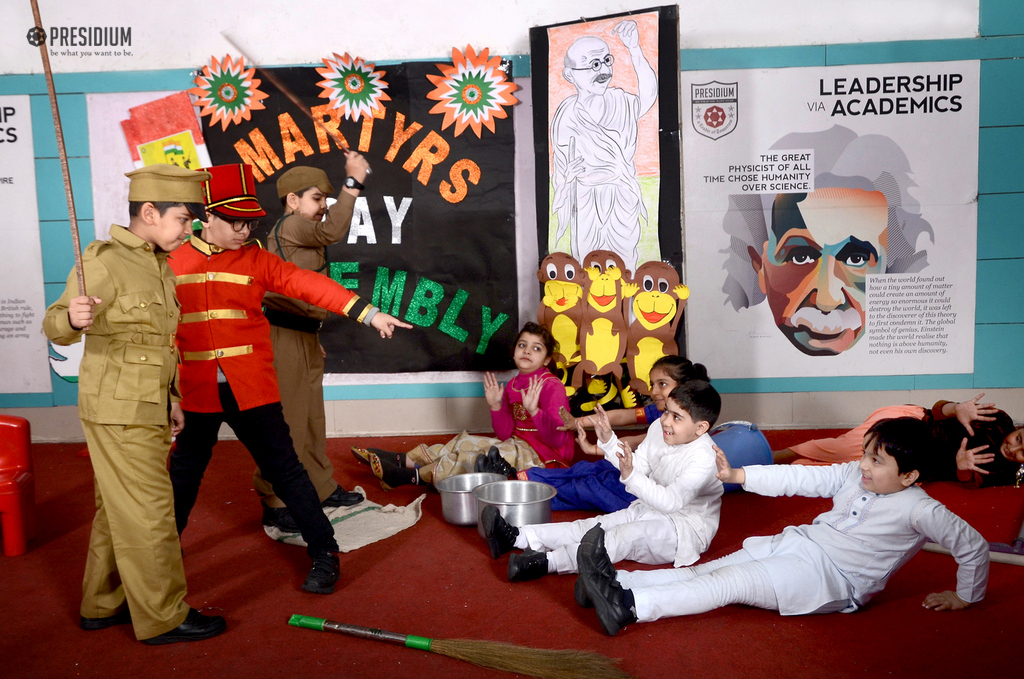 MARTYR'S DAY 2019