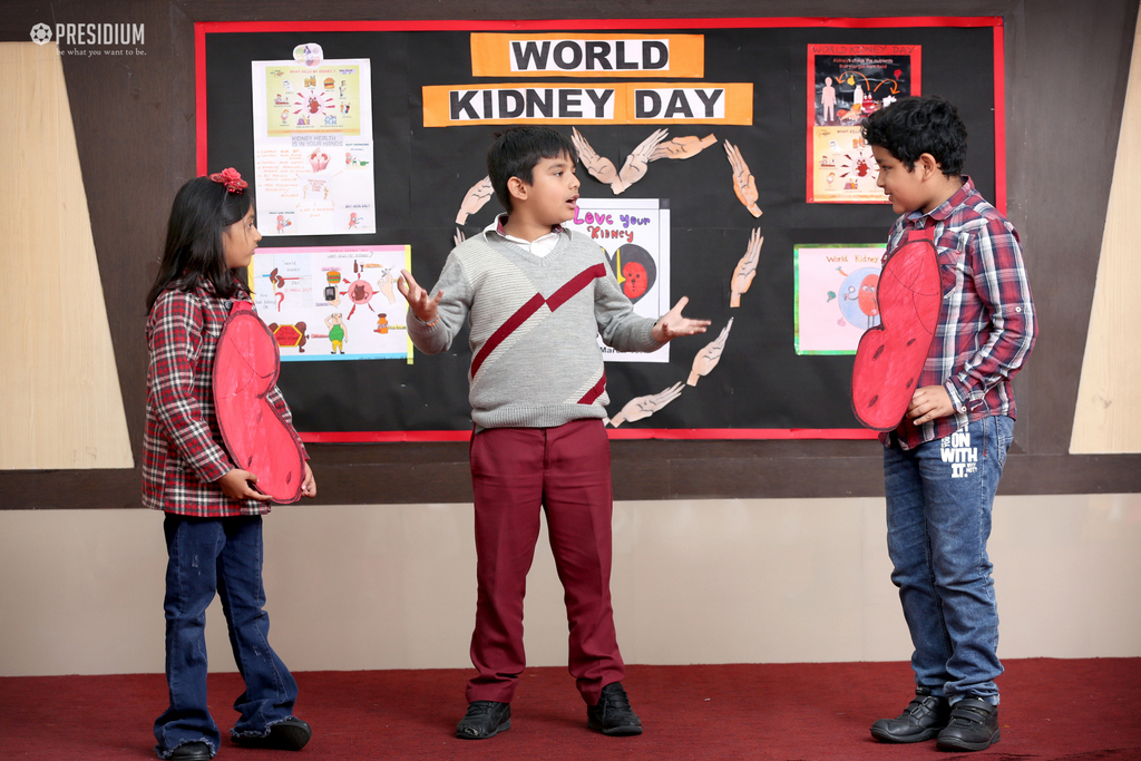 CELEBRATE WORLD KIDNEY DAY 2019