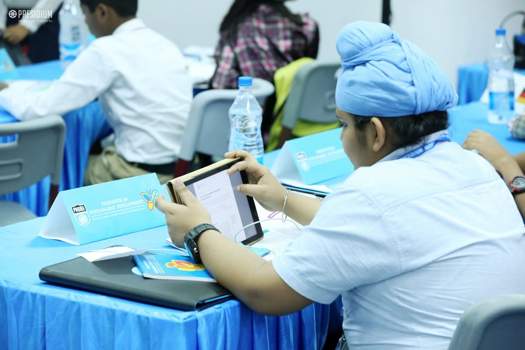 PMUN, PMUN 2017, decision-making, sustainable development