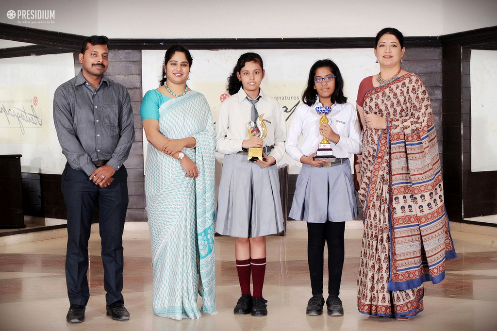 OUR YOUNG CHESS MAESTROS MAKE IT TO THE CBSE CHESS NATIONALS