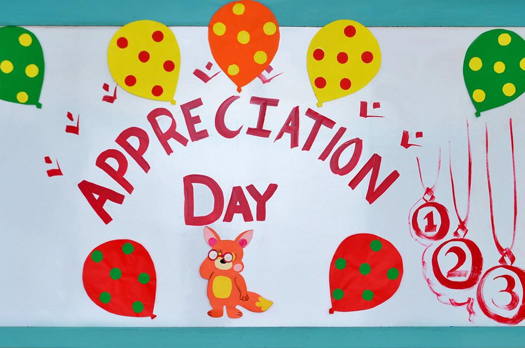 APPRECIATION DAY 2018