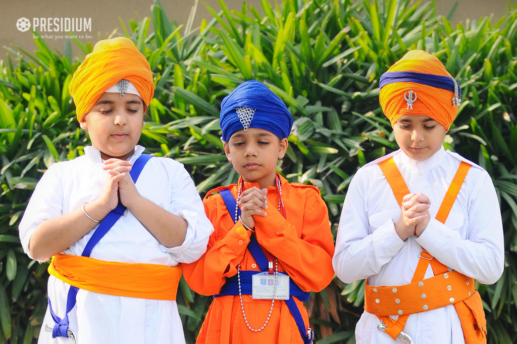 TALENTED PRESIDIANS PRESENT A SOULFUL ASSEMBLY ON GURPURAB