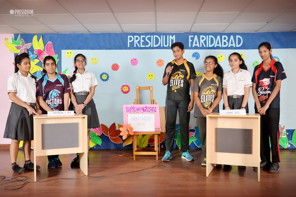 FOSTERING A SOCIO-CULTURAL SIDE IN PRESIDIANS WITH LANGUAGE WEEK