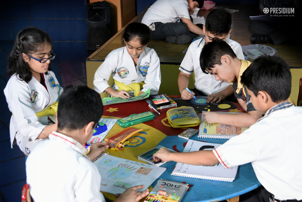 POSTER MAKING COMPETITION 2019