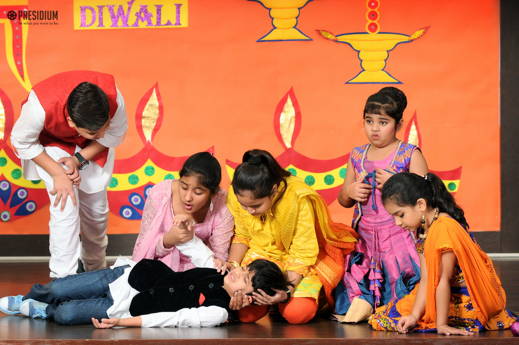 Diwali Celebration 2018