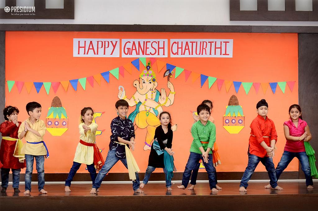 GANESH CHATURTHI 2018