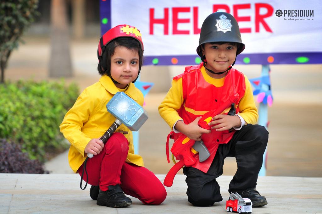COMMUNITY HELPERS ACTIVITY 2019