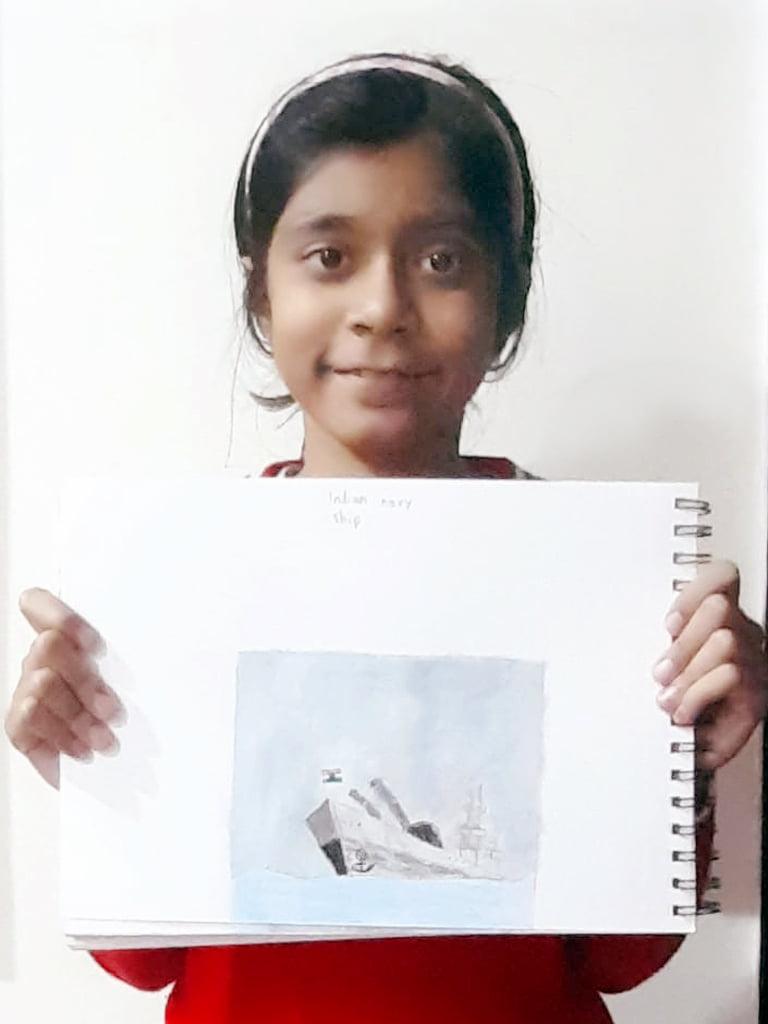 INDIAN NAVY 2020