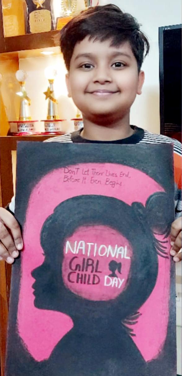 GIRL CHILD DAY 2021