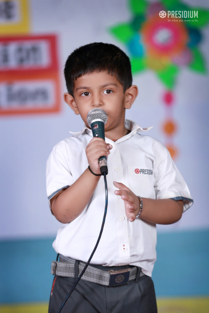 RHYME RECITATION COMPETITION 2019