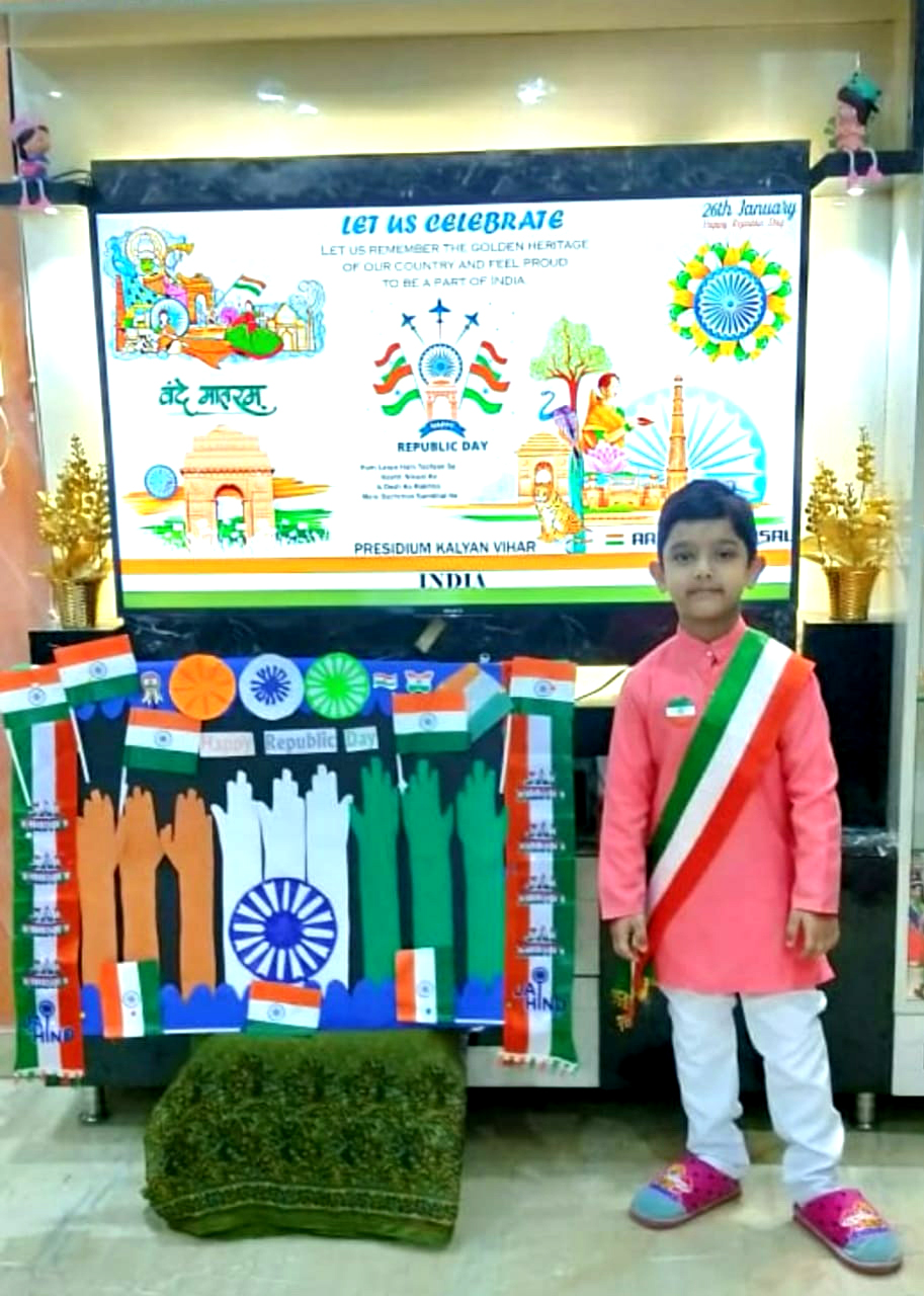 72nd REPUBLIC DAY OF INDIA 2021