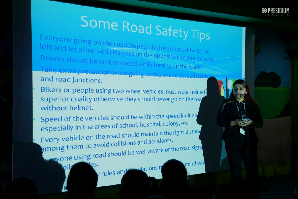 ROAD SAFETY WORKSHOP 2020