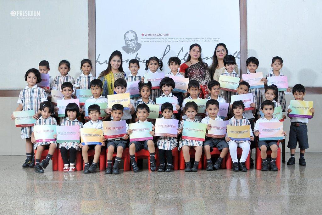 Presidium School, Appreciation Day CELEBRATIONS Presidium, School CELEBRATIONS Appreciation Day