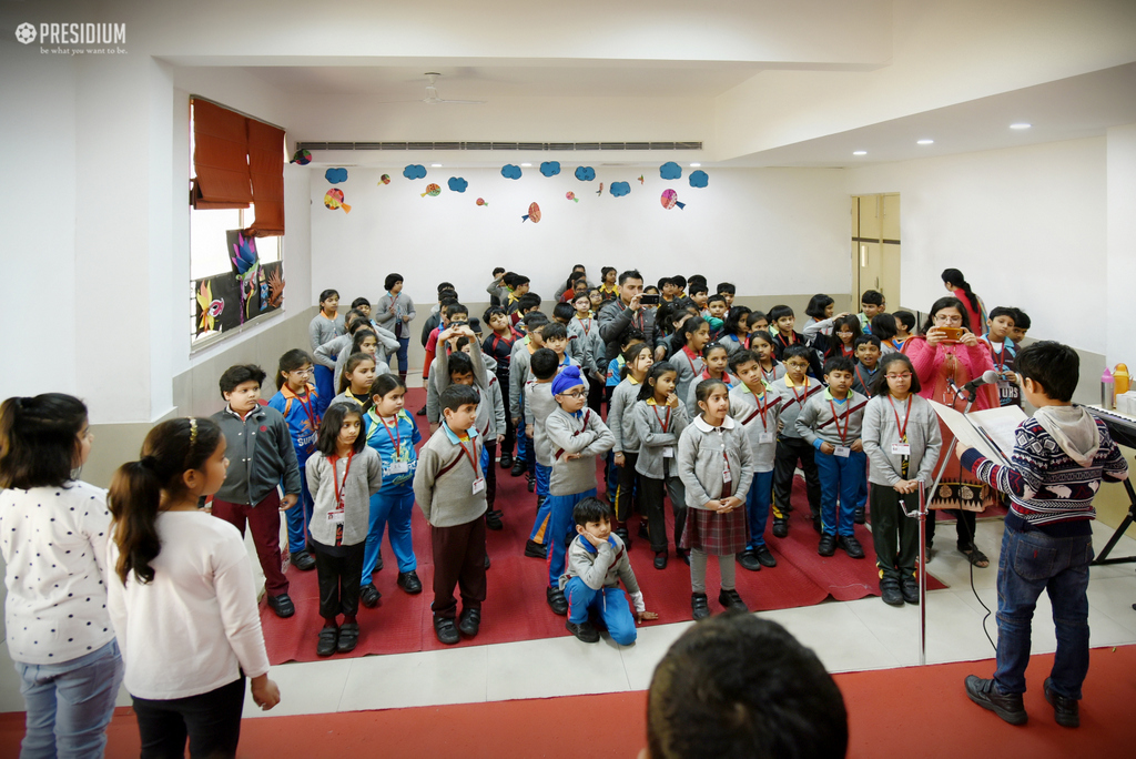 Special Assembly on Safety Measures for Children