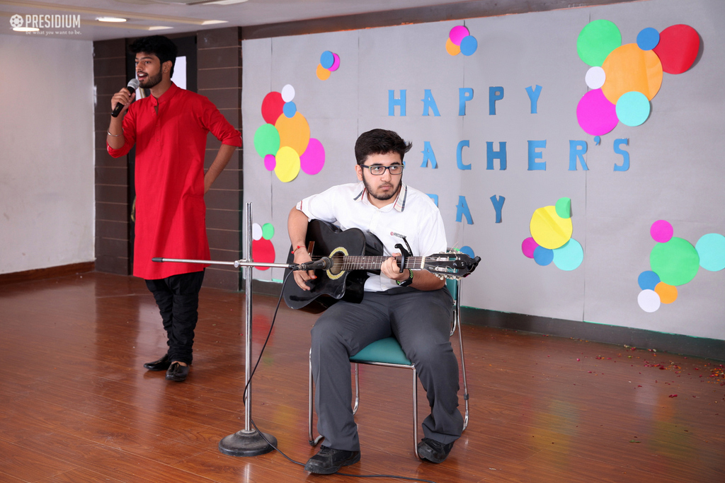 TEACHER'S DAY 2018