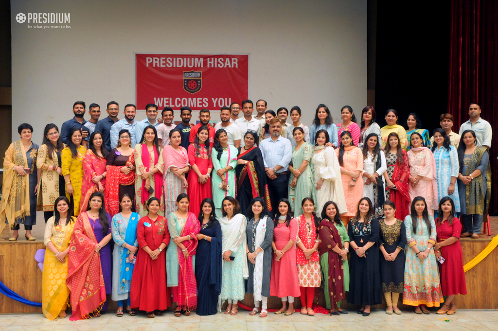 TEACHER'S DAY CELEBRATIONS 2019