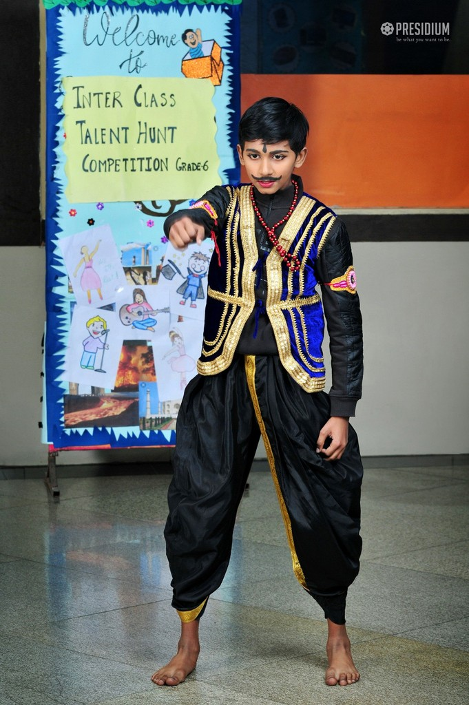 Inter Class Dance Competition 2020