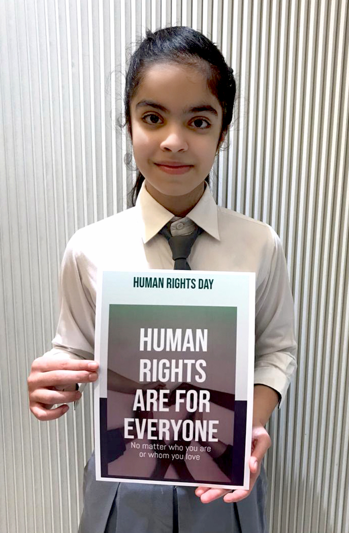HUMAN RIGHTS DAY 2020