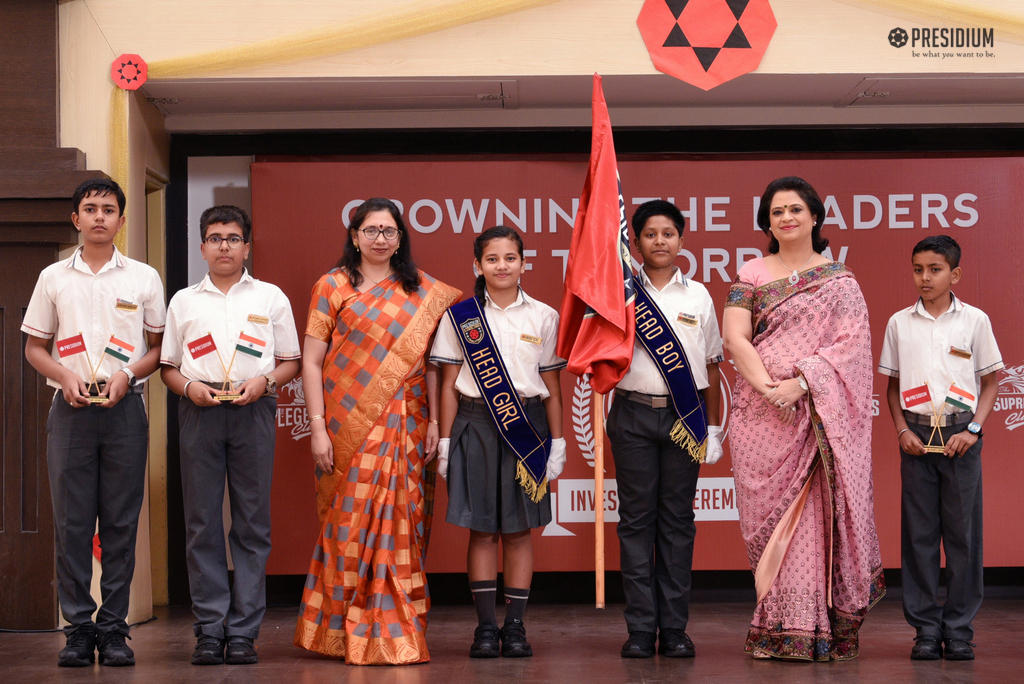 INVESTITURE CEREMONY 2018