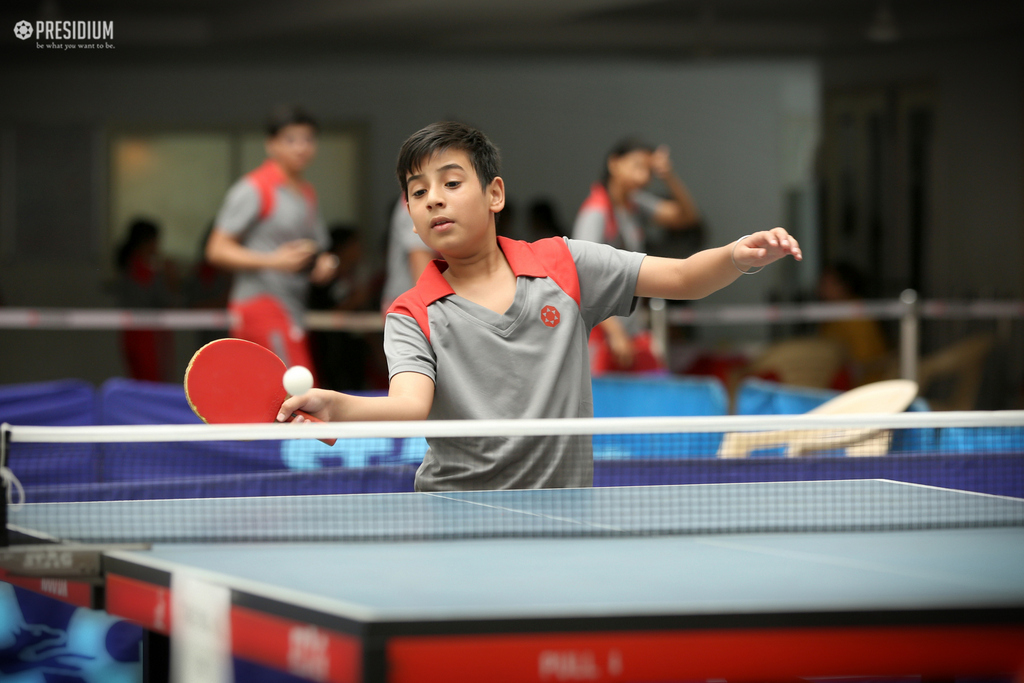 INTER-PRESIDIUM TABLE TENNIS