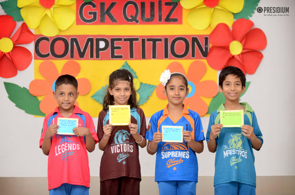 QUIZ COMPETITION 2019