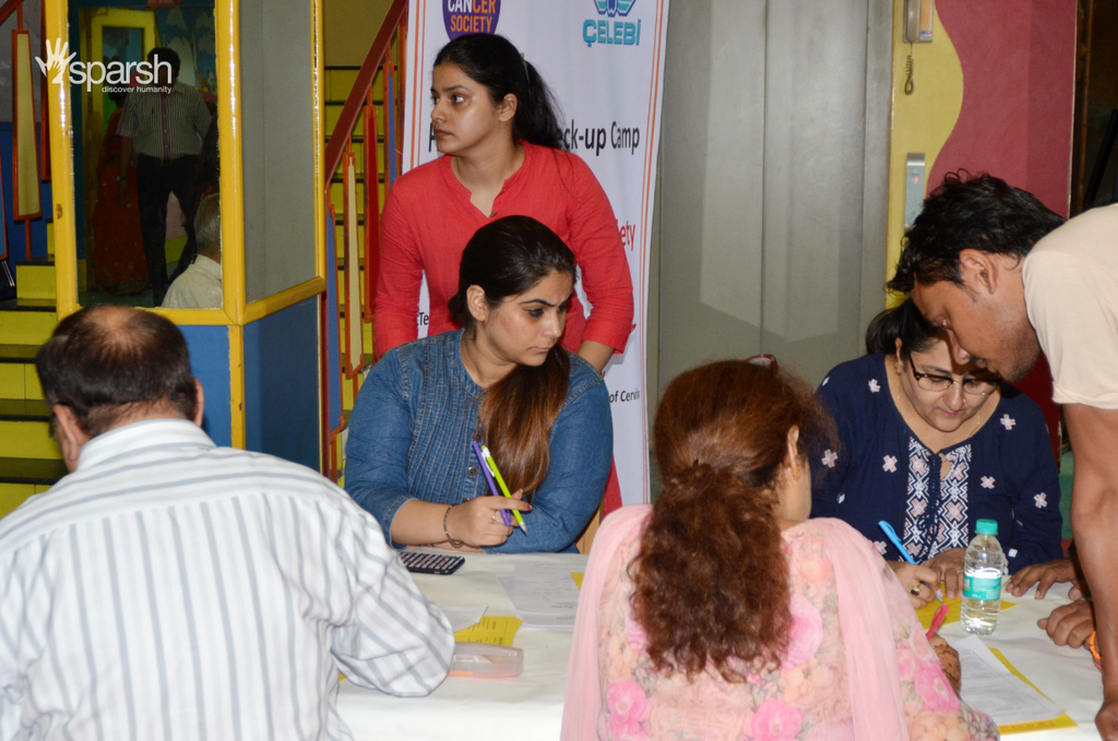 A SUCCESSFUL CANCER AWARENESS SEMINAR BY INDIAN CANCER SOCIETY & SPARSH