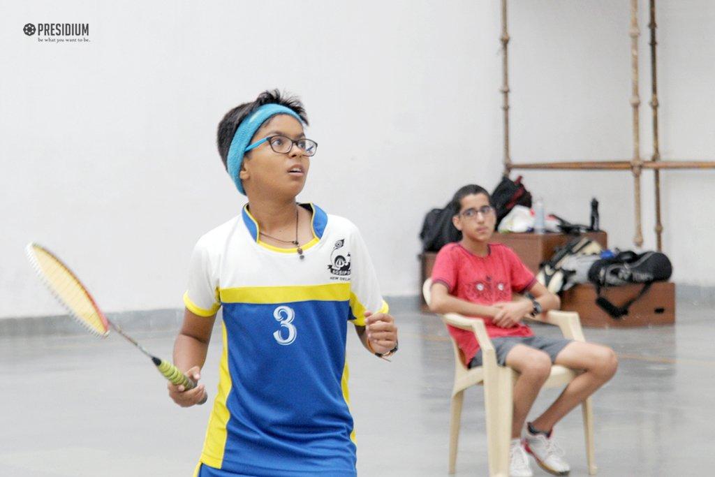Badminton Championship Presidium
