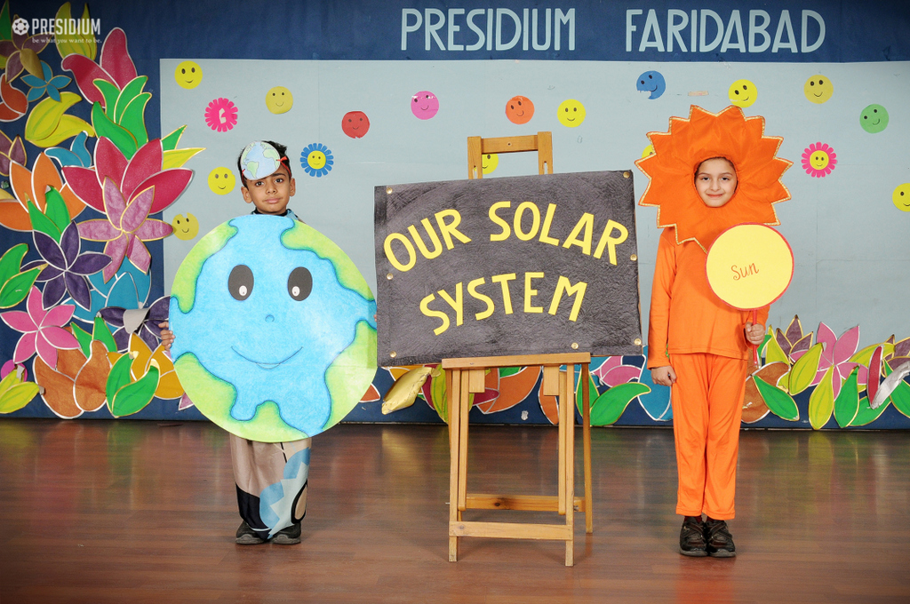 SCIENCE WEEK PROVIDES PRESIDIANS A FUN OPPORTUNITY TO ENVISAGE