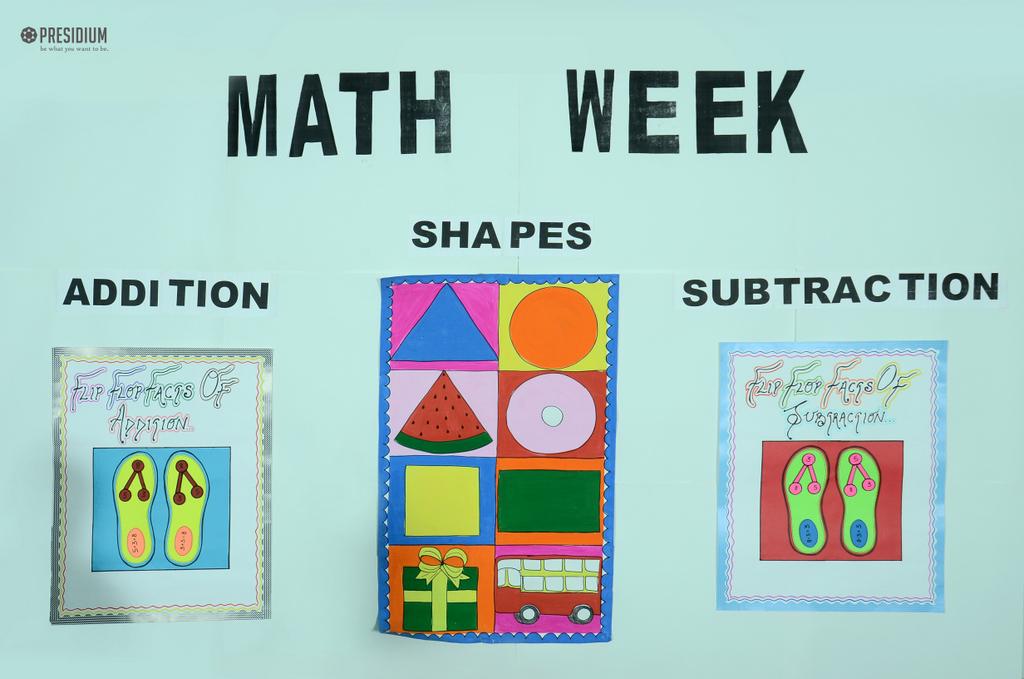 Maths week 2019