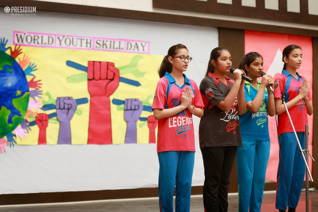 YOUTH SKILLS DAY 2019