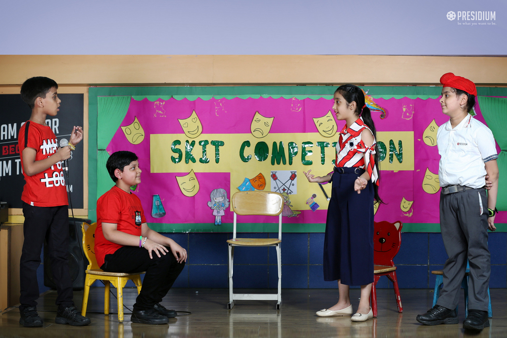 SKIT COMPETITION 2019