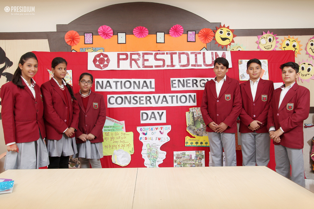 Special Assembly on National Energy Conservation Day
