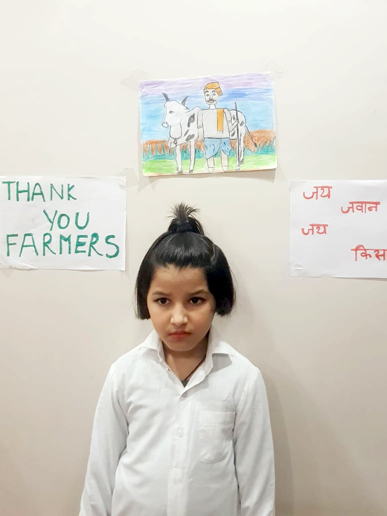 FARMERS IN OUR LIVES