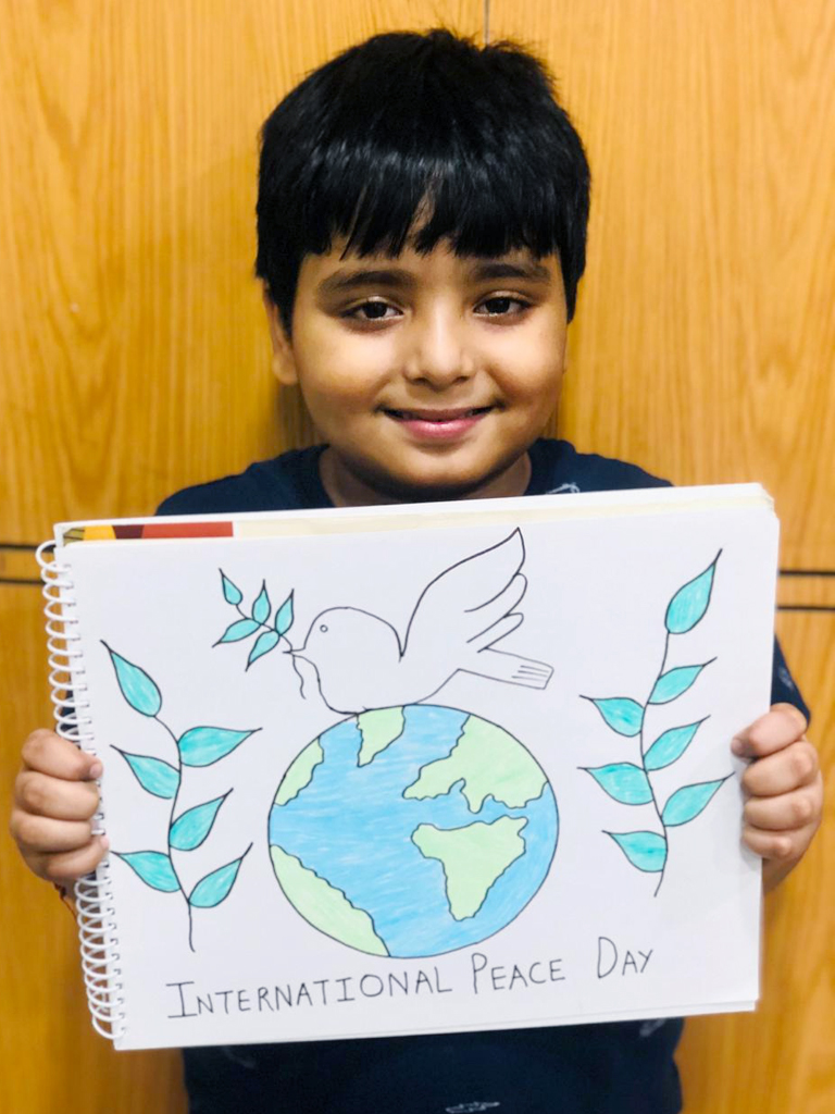 International Peace Day 2020