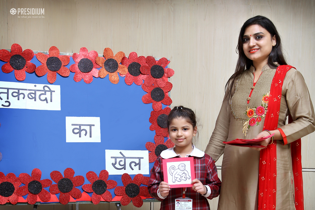 Hindi Enrichment activity 2019