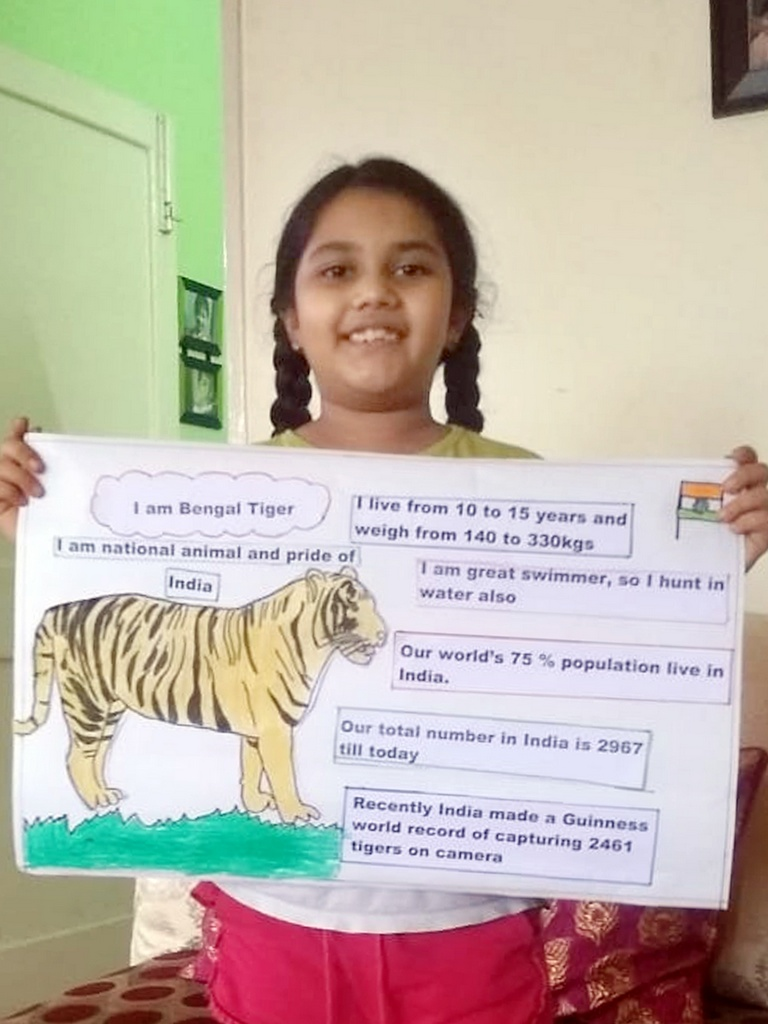 NATIONAL ANIMAL, TIGER