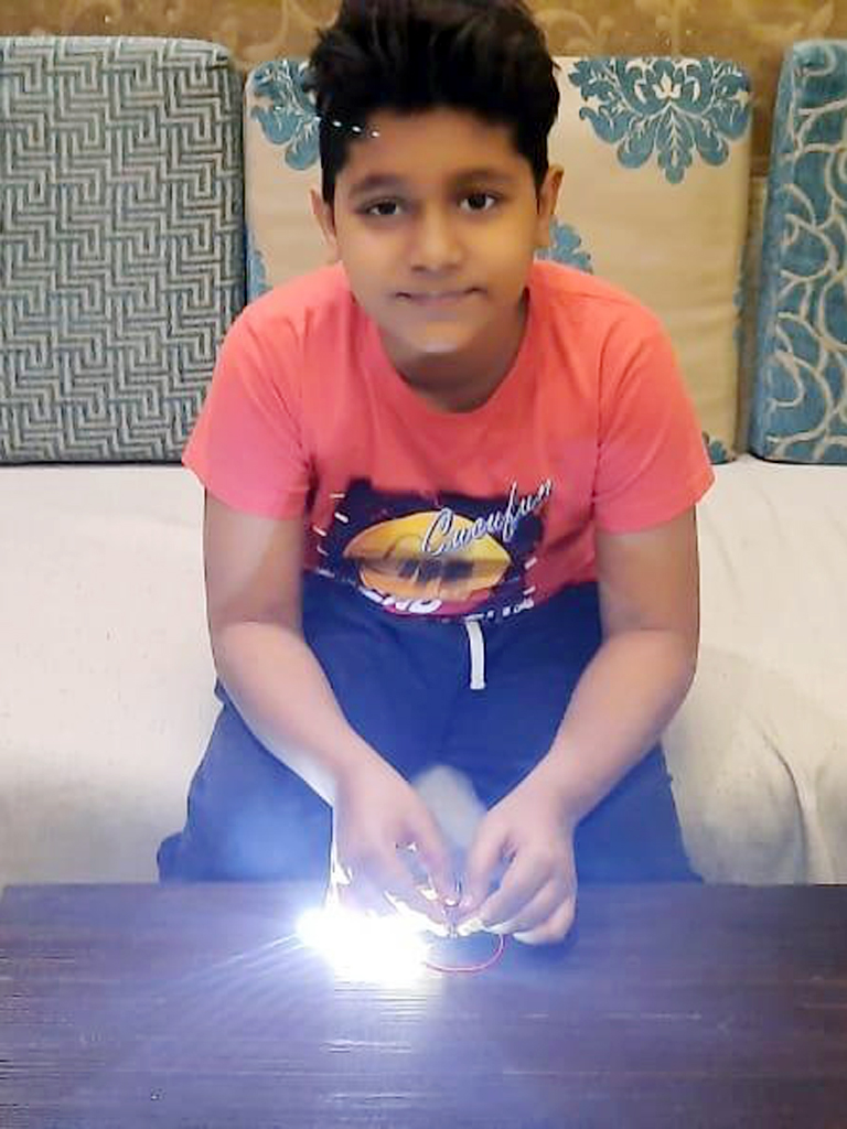 Science Activity-Making an Electric Circuit