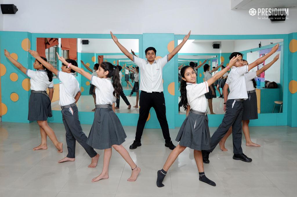 Class Room Activity - Dance Music 2019