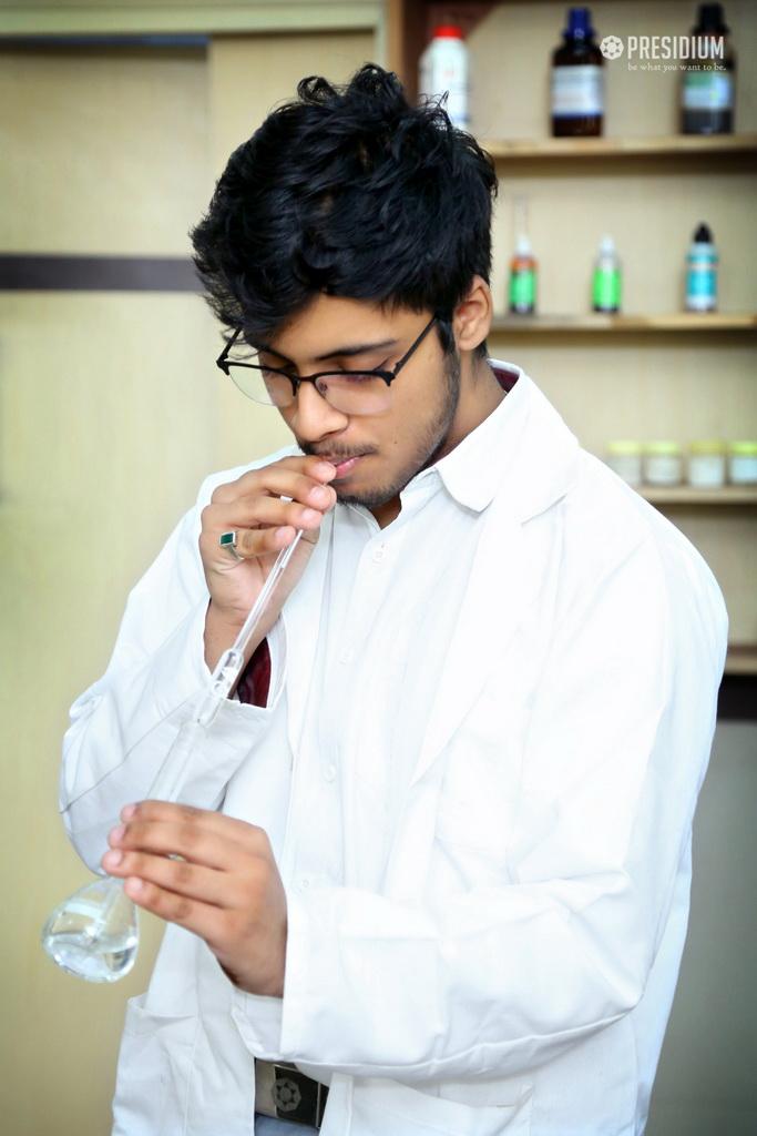 CHEMISTRY LABORATORY 2019