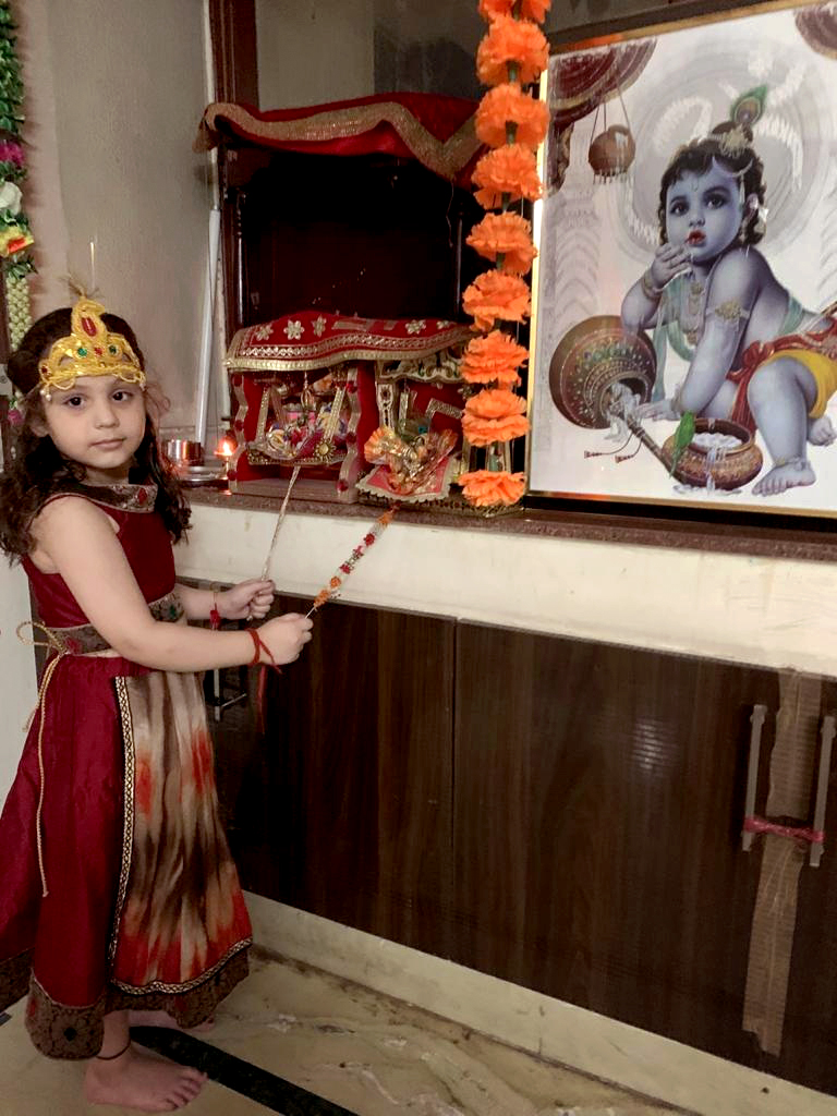 Janmashtami Celebration
