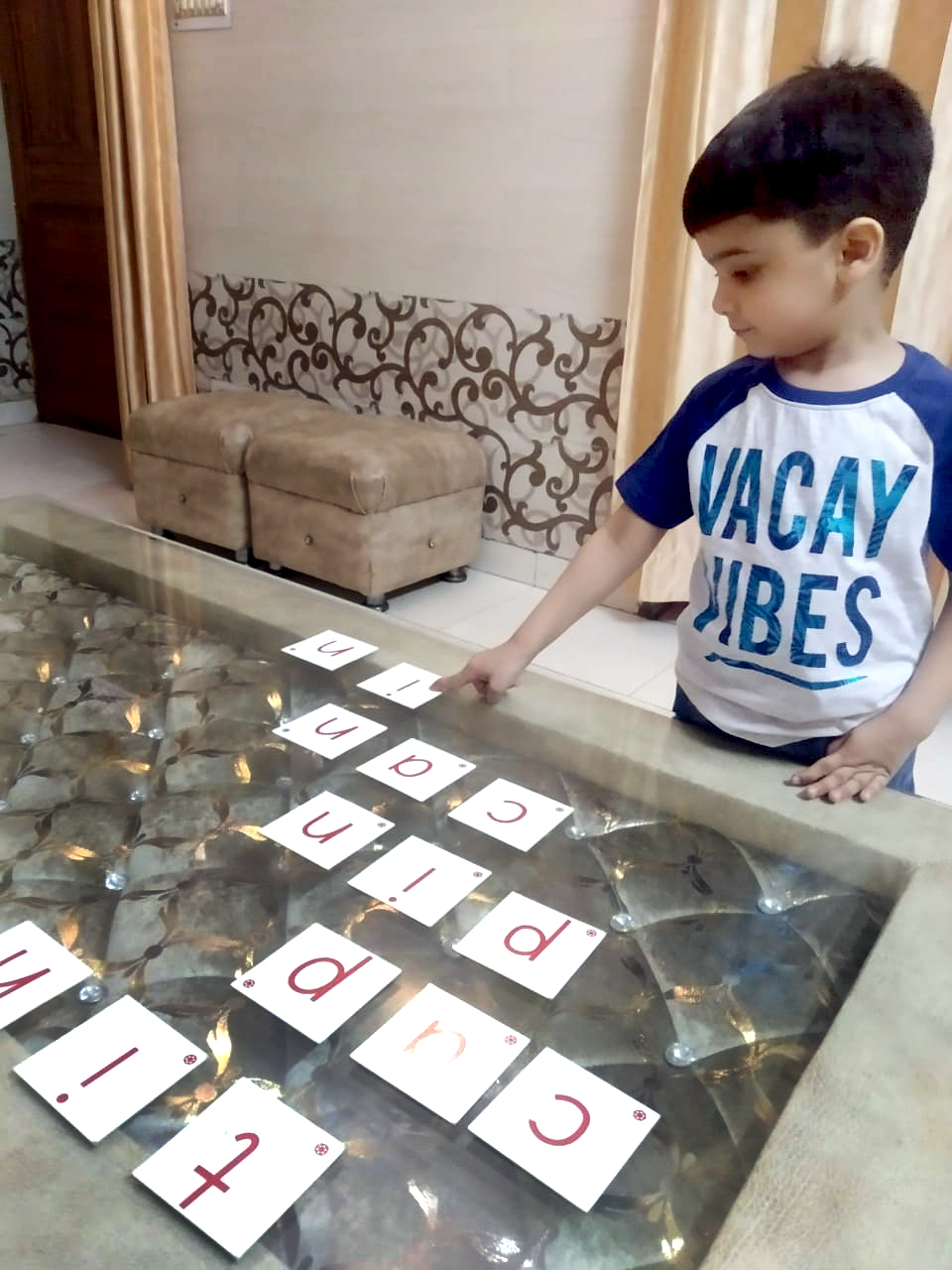 Eng- Word making Activity 2020