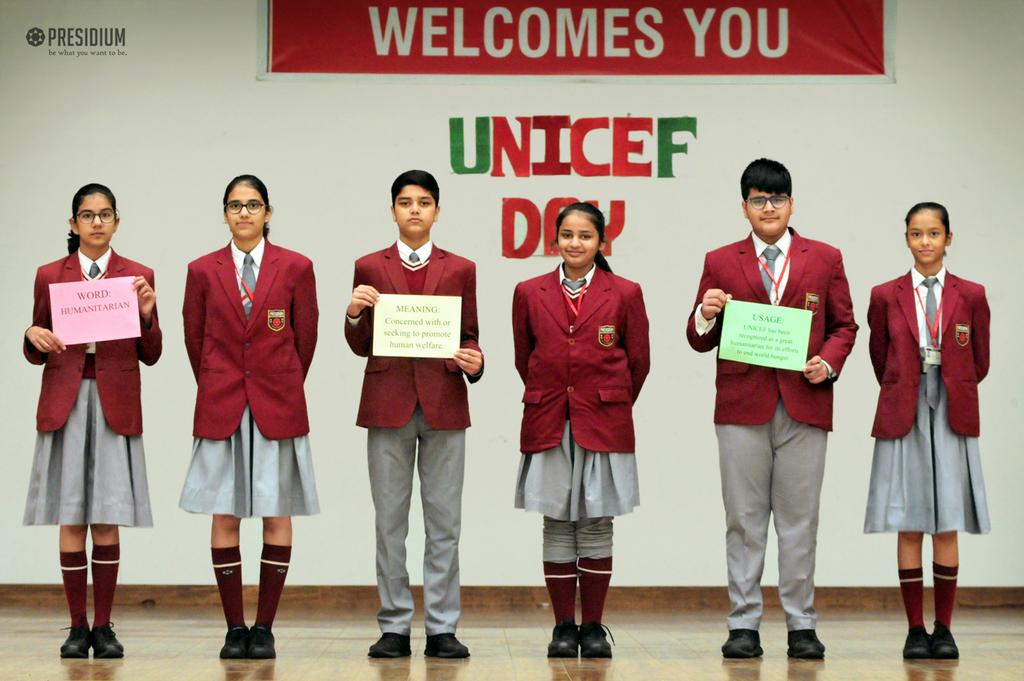 UNICEF DAY 2019