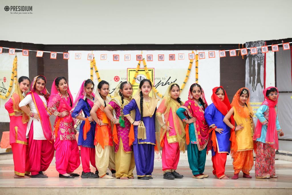 Guru nanak jayanti 2018