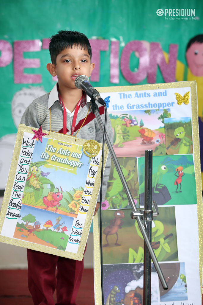 STORYTELLING COMPETITION 2019