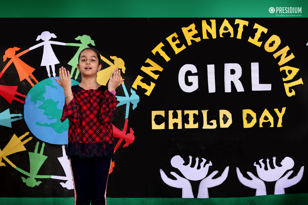 GIRL CHILD DAY 2019